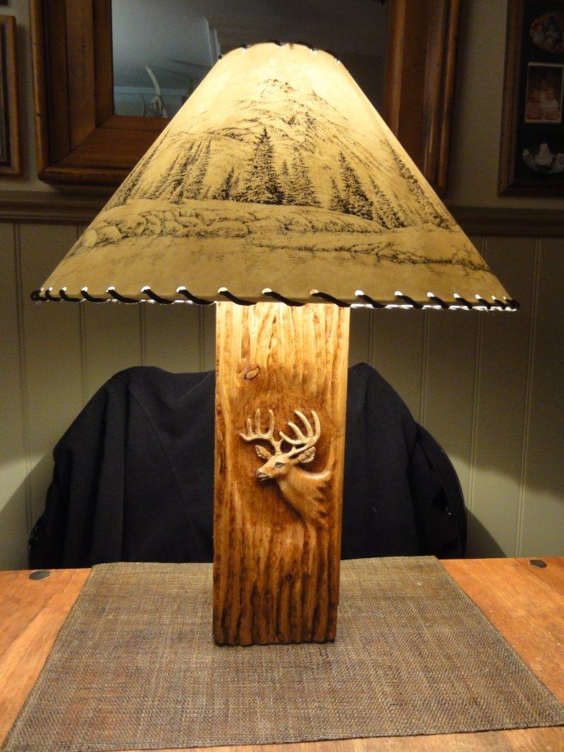 Wholesale Rustic Lamp Shades